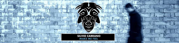 "Silvio Carrano top dj pugliese  ""Make Me Feel"" (Zulu Records)"